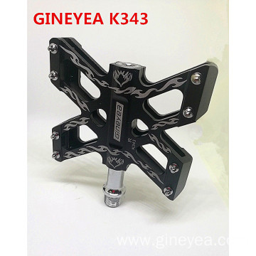 Urban-Style Painted City Bike Pedals Gineyea K-343